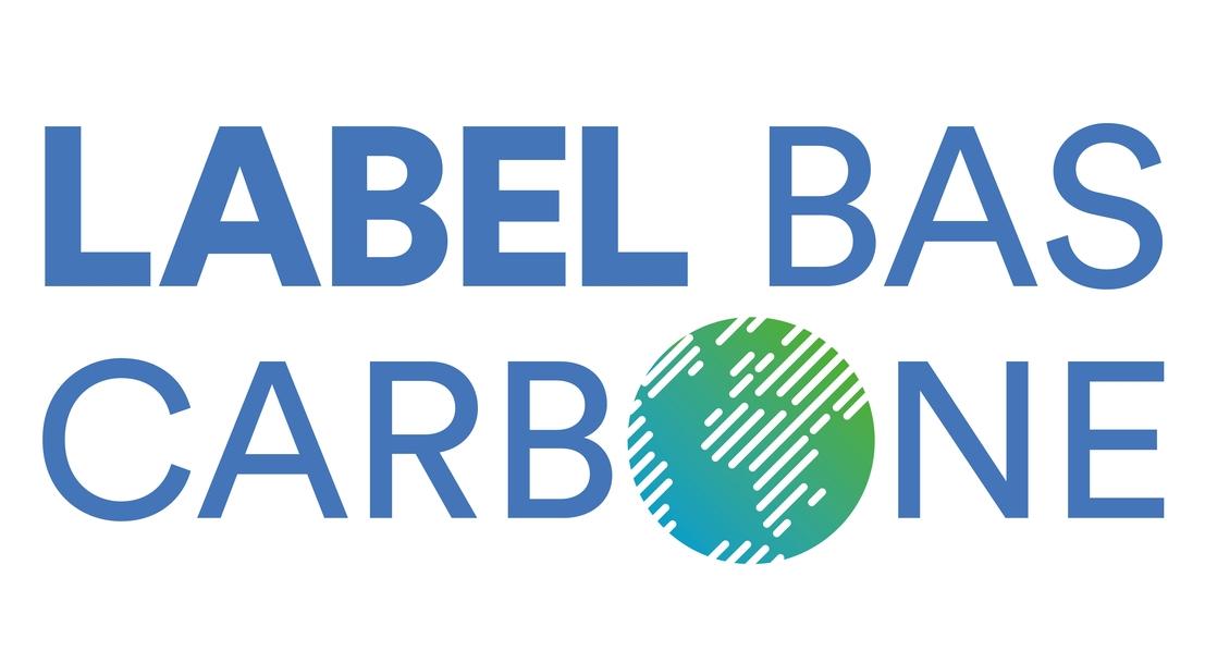 Logo label bas carbonne