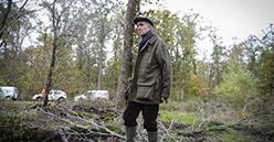 Le Journal du Centre : une coupe rase nécessaire (climat) et la plantation d'une nouvelle forêt