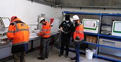 Un programme pour tester un nouvel outil de mesure de l'humidité de la biomasse